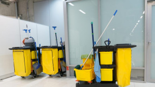 Commercial cleaning services In Cheyenne, WY