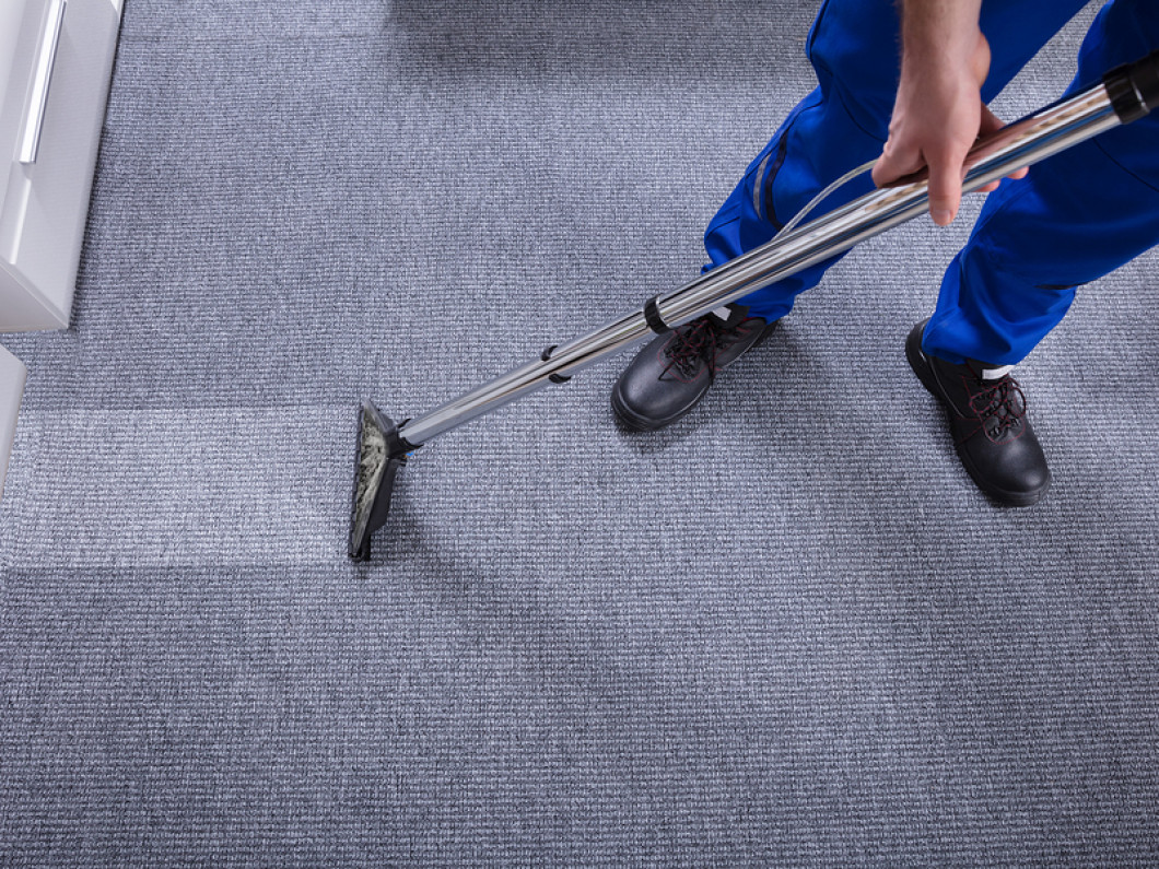 Get in Touch With Easy Clean Carpet & Janitorial Services